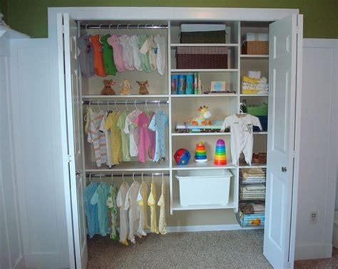 Closet Organizers : Clothes Storage Ideas To Manage Your Closet And Bedroom