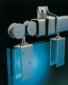 pchenderson flexirol sliding door track and rollers With barn door roller system