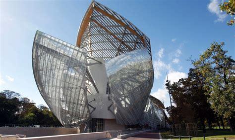 fondation louis vuitton art museum opens  paris asef