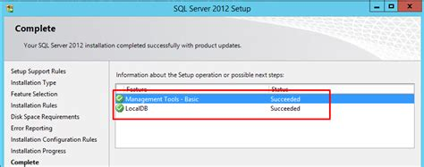 How To Install Sql Server Management Studio 2012 On
