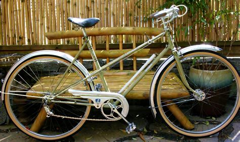 Peugeot Vintage Bikes by Vintage Peugeot Bicycle Restoring Vintage Bicycles From