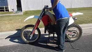 1986 Yamaha Yz250 Dirt Bike