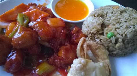 Sweet And Sour Chicken Lunch Yelp