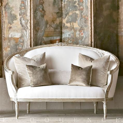 eloquence furniture eloquence versailles canape silver sofa style