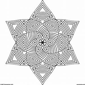 Free Printable Mandala Coloring Pages | Shapes: Page 1 of ...