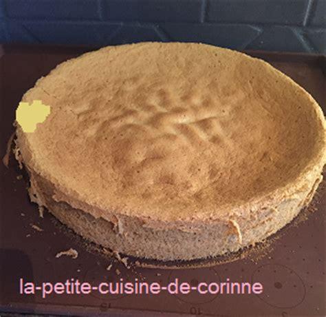 recette génoise inratable sur la cuisine de