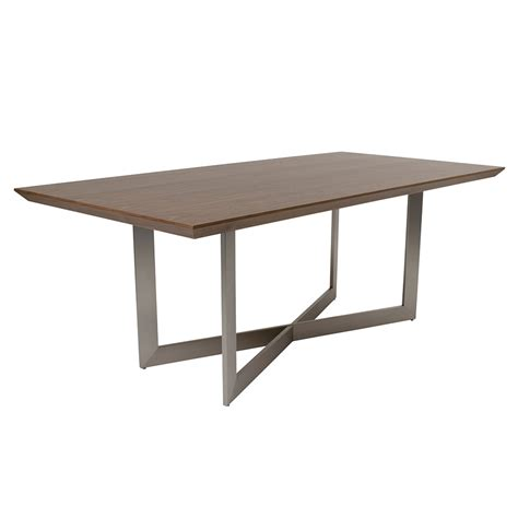 kitchen furniture canada modern dining tables rayden dining table eurway