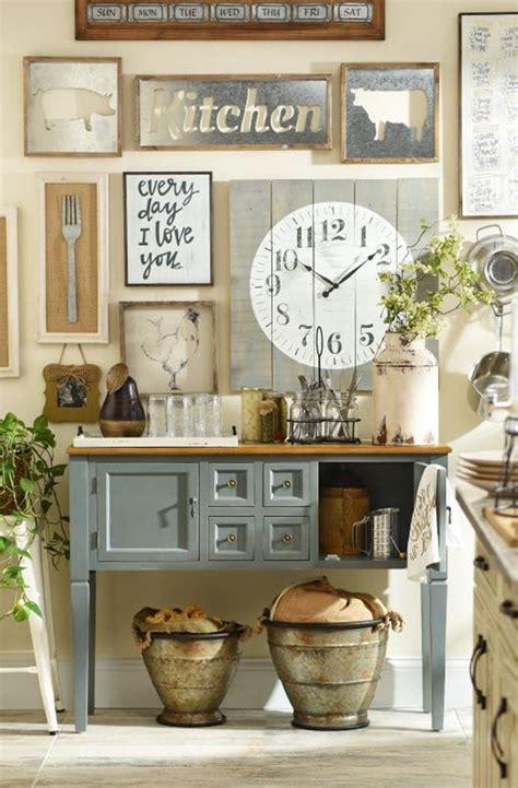 stunning rustic kitchen wall decorating ideas homecoach