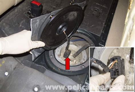 bmw  fuel pump replacement    pelican