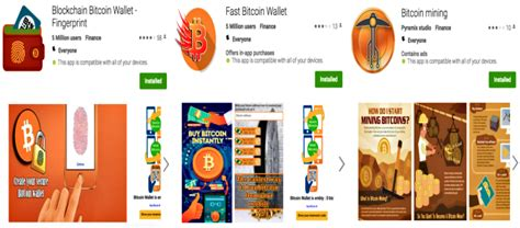 Bitcoin wallet allows you to make and receive transactions, browse transactions history and current balance. Fake Bitcoin Wallet Apps Found on Google Play Store - https://debuglies.com