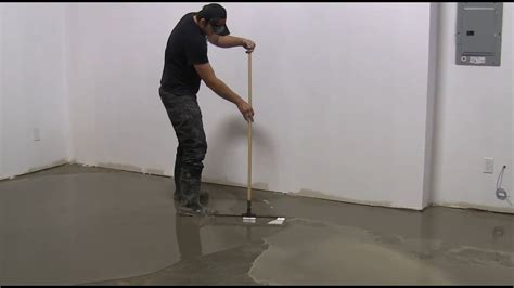 leveling  large floor areas youtube