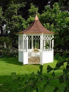 9 geniale pavillons die das beste aus deinem garten With französischer balkon mit garten pavillons