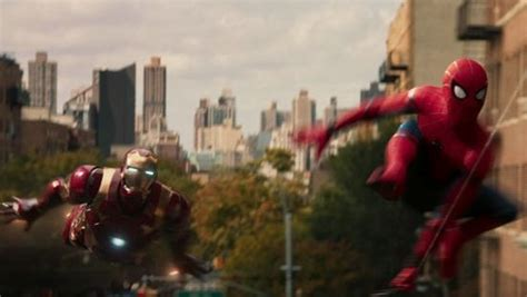 Here's how many Spider-Man: Homecoming scenes Tony Stark ...
