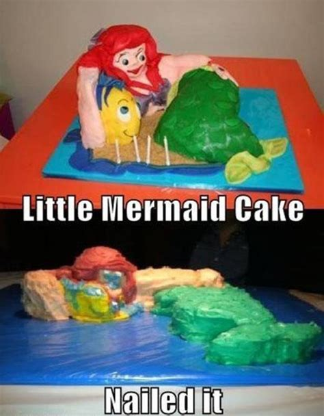 22 worst disney cake fails these totally nailed it lol