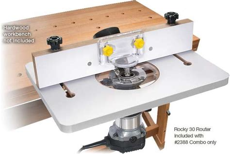 mlcs mini trim router table   diy router table
