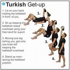 The Benefits Of The Turkish Getup Saastok