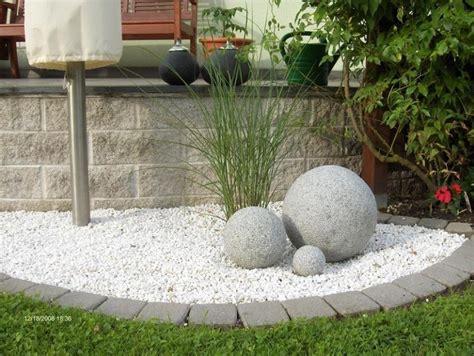 Gartengestaltung Mit Kies Und Gräsern by Gartengestaltung Mit Gr 228 Sern Und Kies Garten Kies Und