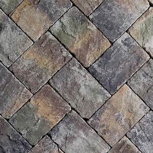 Interlocking Pavers : Quarry Stone Versailles