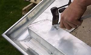 Balkonsanierung Selbst Gemacht : dachrinne abdichten dachrinne abdichten und reparieren youtube dachrinnendichtband dachrinne ~ Frokenaadalensverden.com Haus und Dekorationen