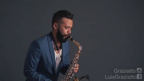 Nicky Jam, J Balvin (sax Cover Graziatto)