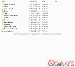 Ford Focus 2015 2 0l Wiring Diagram