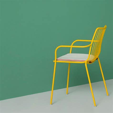 coussins chaises lot de 2 coussins d 39 assise pour chaises nolita jardinchic