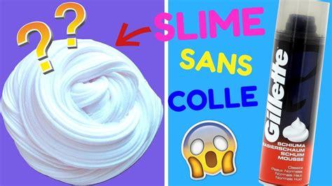 recette fluffy slime sans colle d une abonn 201 e crash test 5