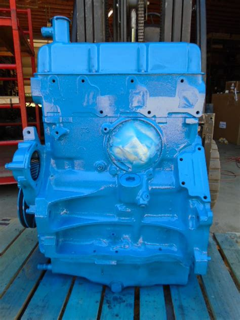 engine fits ford newholland   engine long