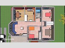 De 2 De Casas 8 Metris Planos Cuadrados De Pisos 3