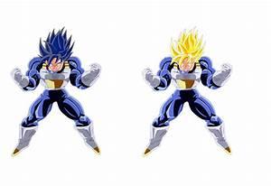 Dragon Ball AF Super Saiyan Negative Goku by DragonJuanZ ...