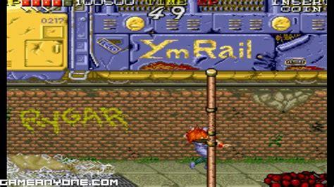 Whc Ninja Gaiden Arcade Hd Part 5 Youtube