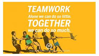 Together we can do s...Teamwork Athletic