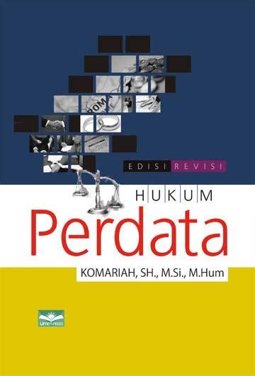 Buku Ajar Hukum Perdata hukum perdata edisi revisi umm press