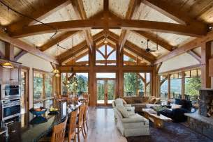 Post and Beam Home Construction