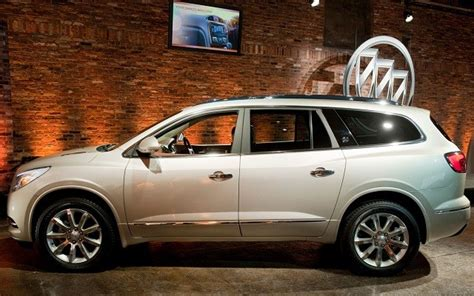 2015 Buick Enclave Release Date