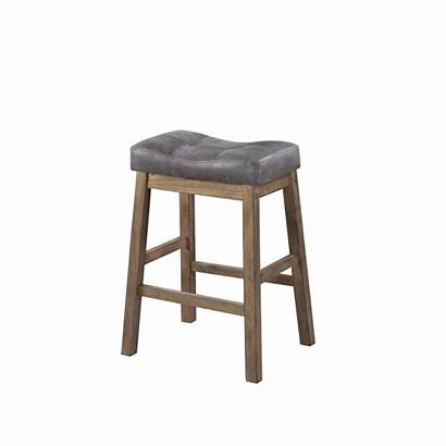 Stools Counter Stool Bar Backless Height Rustic