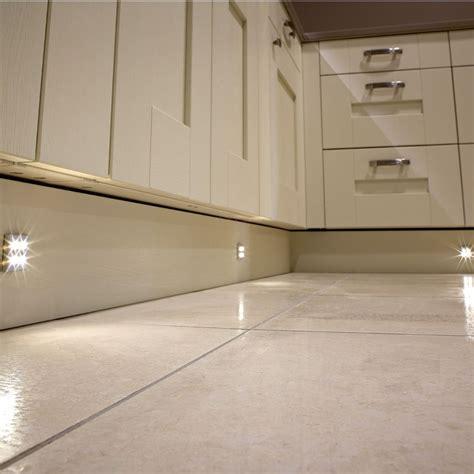 led lights for kitchen plinths fyra square led plinth light pack 8957
