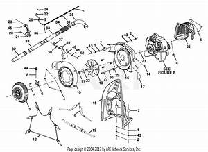 Homelite Ry08570 Backpack Blower Parts Diagram For Housing