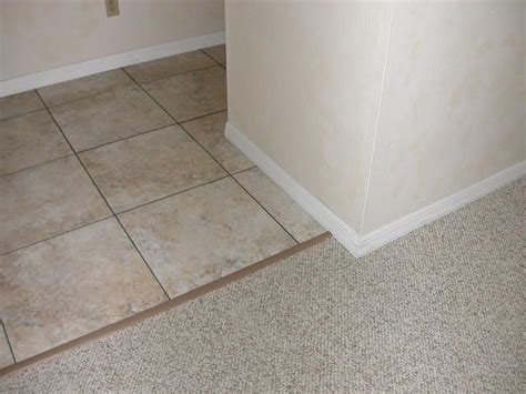 carpet to tile transition 20 best images about mudroom renovation on
