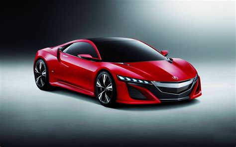 Acura Nsx Concept Wallpaper