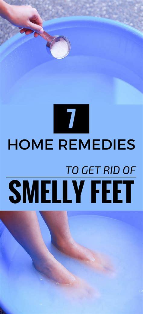 7 Home Remedies To Get Rid Of Smelly Feet  Womenideasnet