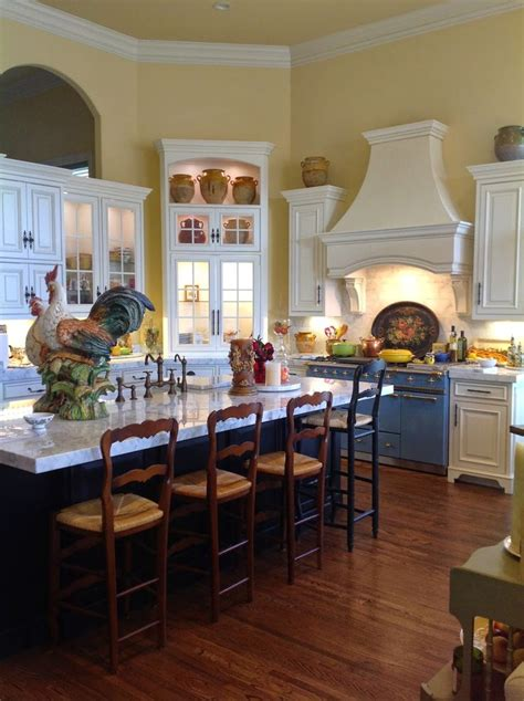 provincial kitchen cabinets south shore decorating a reader s beautiful kitchen 3647