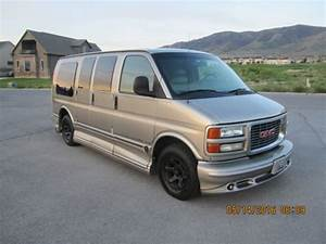 1GDFG15R211220931 Luxurious Low Top GMC Savana