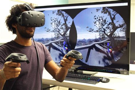 New Virtual, Augmented Reality Lab To Prepare Students For Technology Jobs  University Of