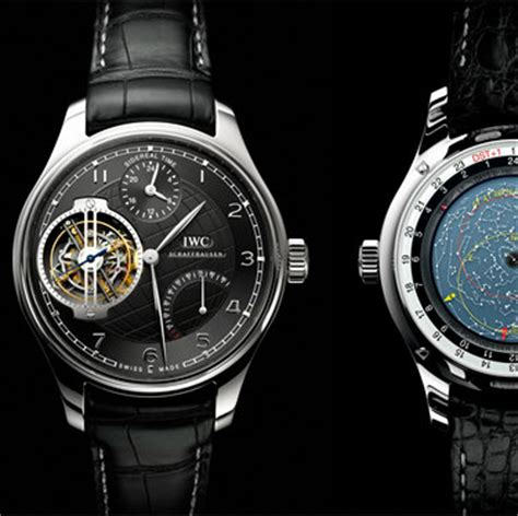 iwc siderale scafusia ultra complicated watches askmen