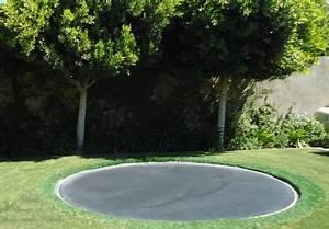 In Ground Trampolin : in ground trampoline installation jumpsport ~ Orissabook.com Haus und Dekorationen