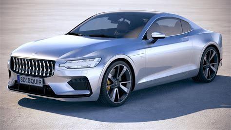 Volvo Polestar 2020 by Polestar 1 2020