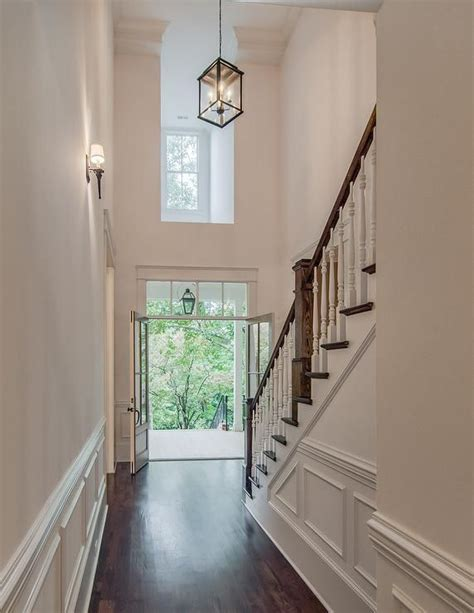 Chandelier For Two Story Foyer by 25 Best Ideas About 2 Story Foyer On Hallway
