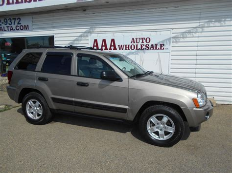 how to learn all about cars 2005 jeep wrangler seat position control used jeep grand cherokee 2005 for sale in edmonton alberta 8706332 auto123