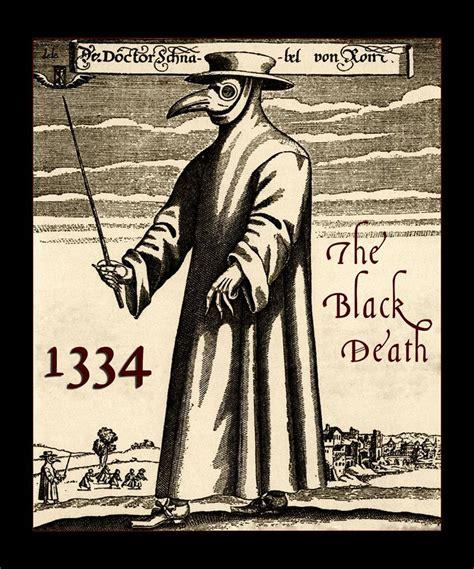 The Black Death Plague Men's T-shirt 1334 Grim Reaper